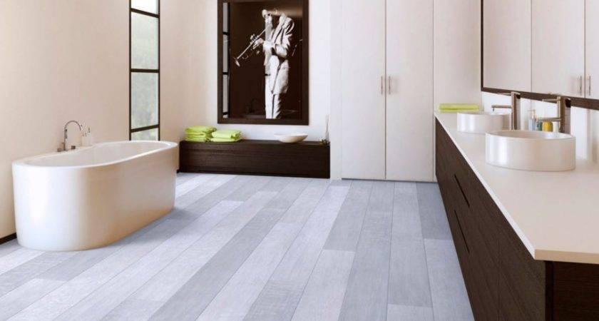 Bathroom Laminate Flooring Trellischicago