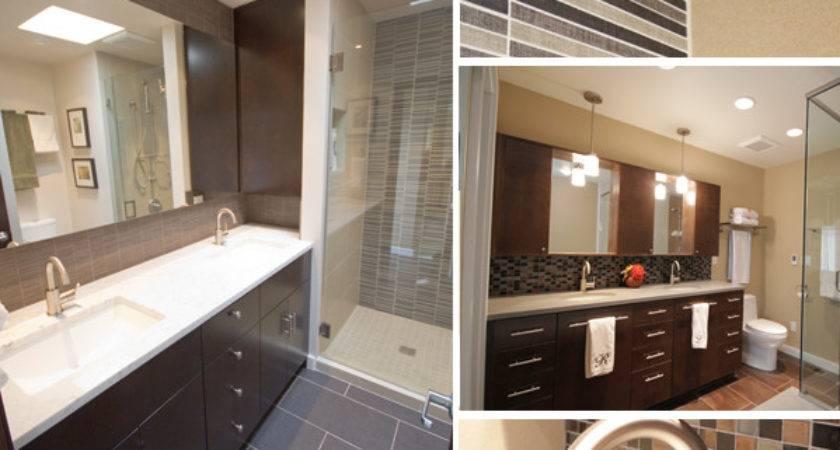 Bathroom Remodel Design Through