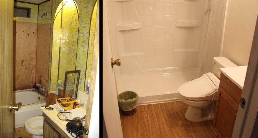 Bathroom Remodel Mobile Home Factory Homes