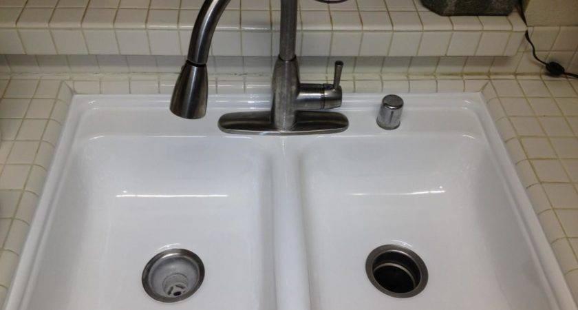 Bathroom Sink Clogged Behind Wall Wet Venting