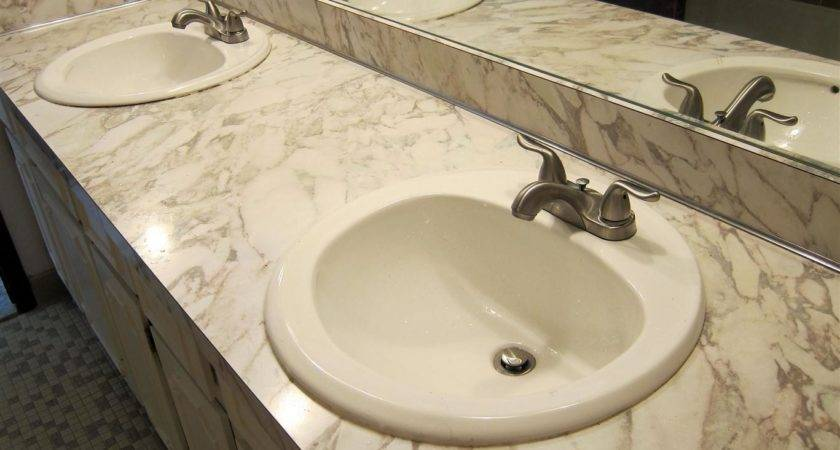 Bathroom Sink Install Faucet