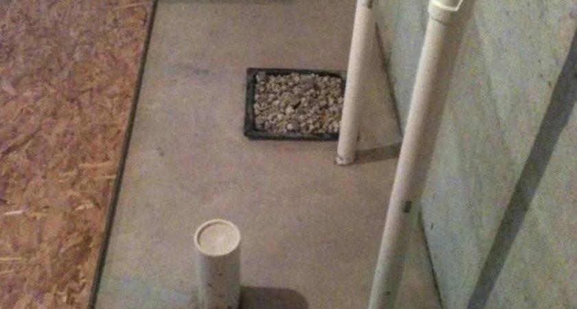 Bathroom Subfloor Replacement