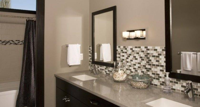Bathroom Tile Backsplash Ideas Decozilla