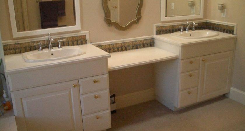 Bathroom Vanity Backsplash Ideas Design