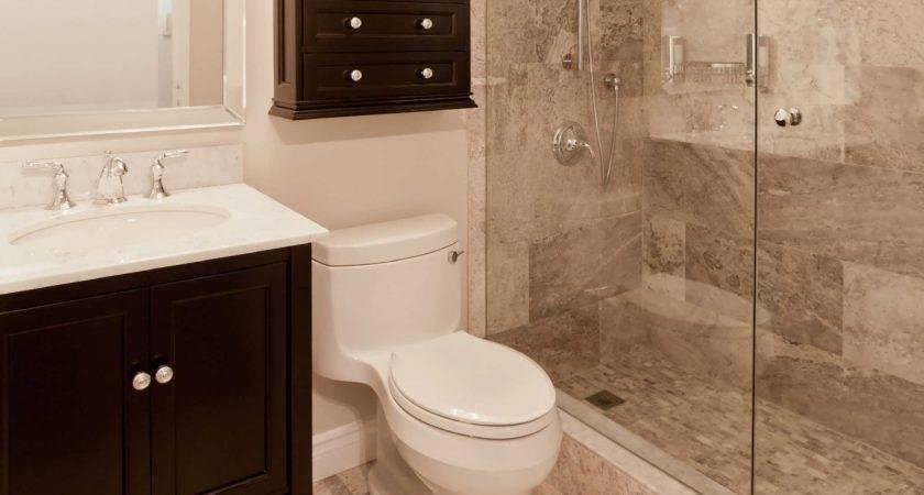 Bathroom Vanity Storage Unit Tile