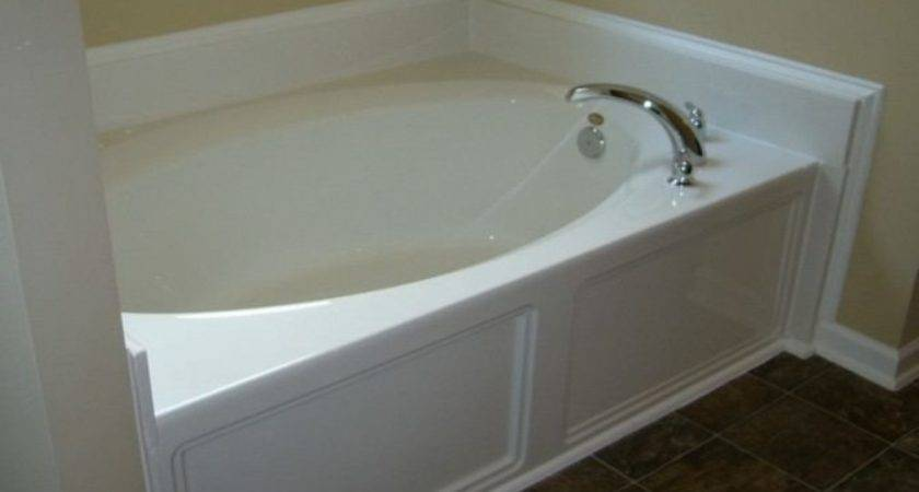 Bathtub Mobile Home Large Garden Tub
