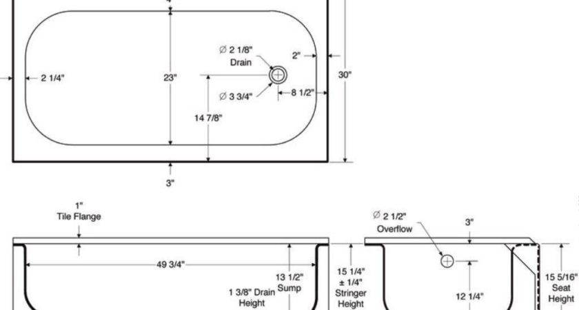 Bathtubs Idea Amusing Standard Tub