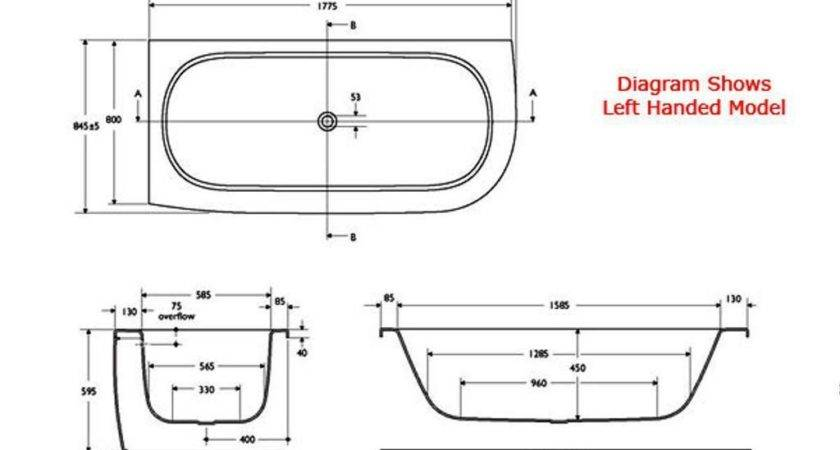 Bathtubs Idea Awesome Bathtub Measurements Small
