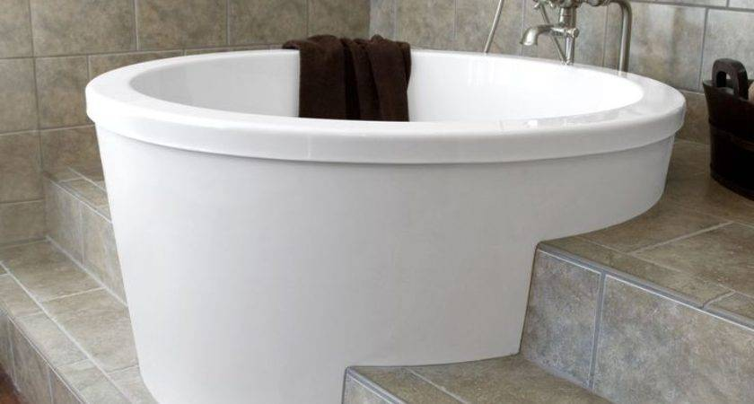 Bathtubs Idea Marvellous Soaker Tub Sizes Japanese