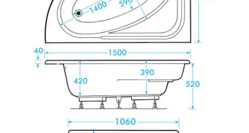 Bathtubs Idea New Corner Bathtub