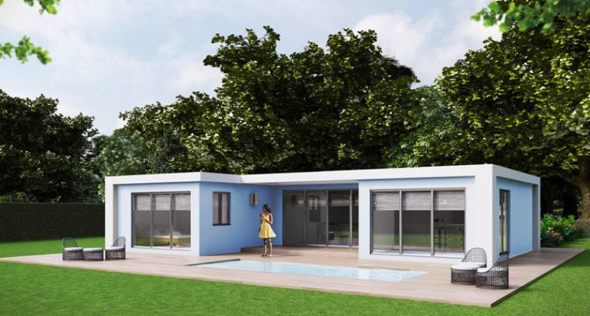 Bauhu Palm Self Build Home Factory Manufactured Homes