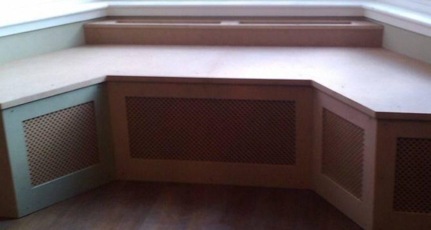 Bay Window Seat Ideas Bench Radiators