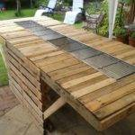 Bbq Made Out Pallets