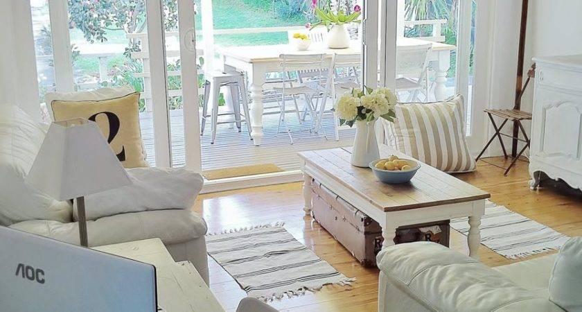 Beach Cottage Room Life Sea