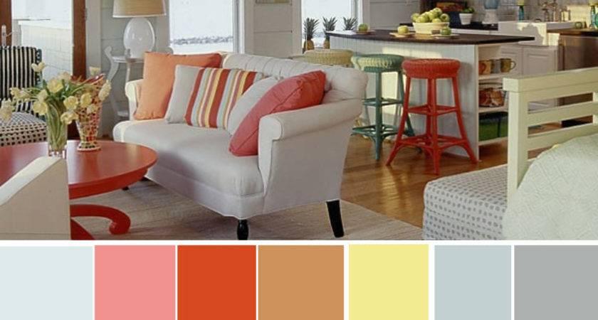 Beach House Color Schemes Interior Joy Studio Design