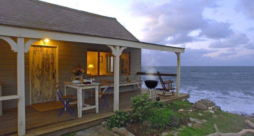 Beach Hut Romantic Retreat Cornwall