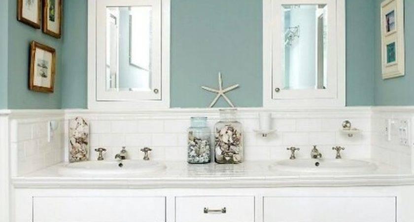 Beach Themed Bathroom Paint Colors Myideasbedroom