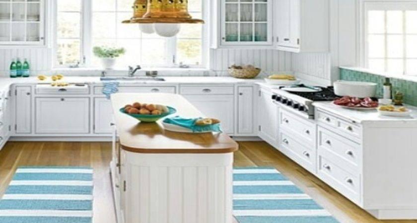 Beachy Kitchen Decor Home Design