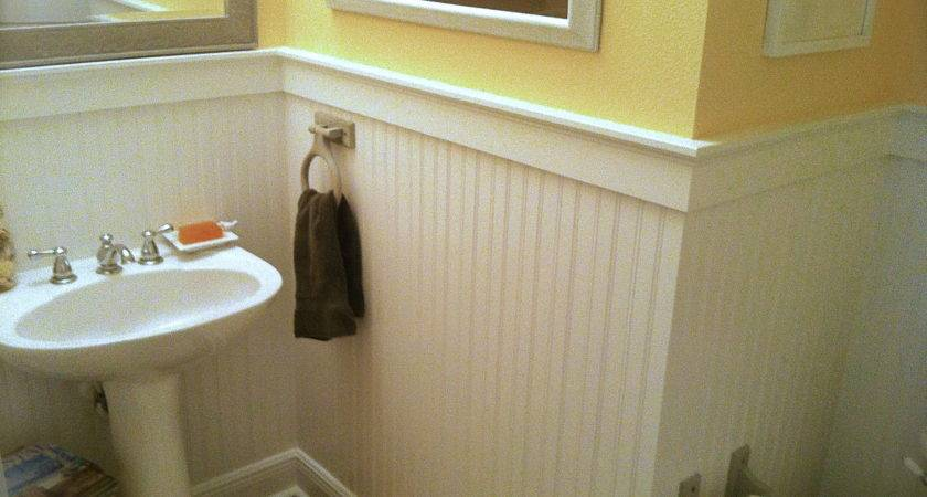 Beadboard Bathroom Walls Jimhicks Yorktown Virginia