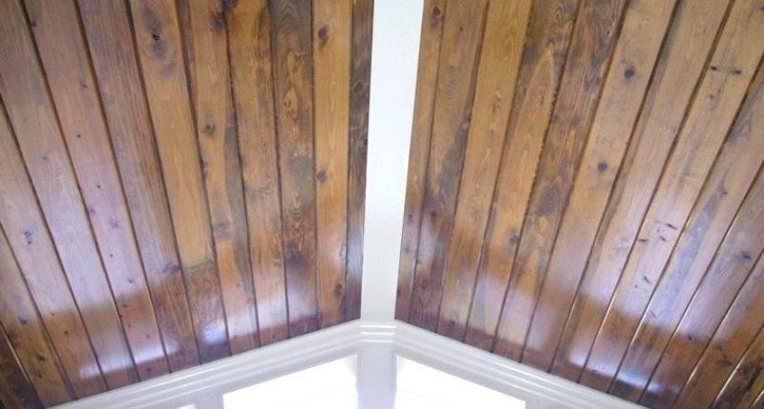 Beadboard Ceiling Panels Porch Restoration Panel