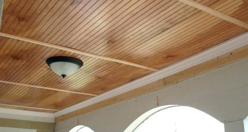 Beadboard Ceiling Panels Simplir