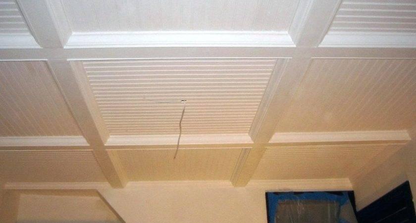 Beadboard Paneling Ceiling Aeroc Club