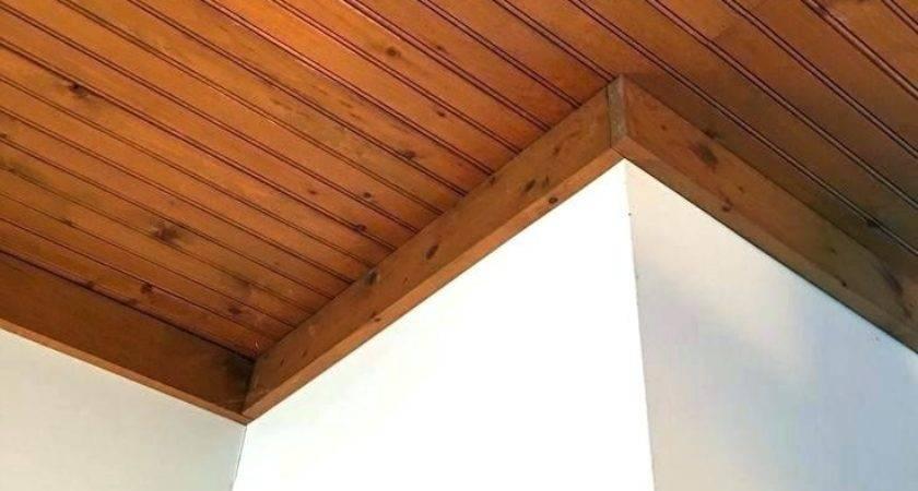Beadboard Paneling Ceiling Simplir
