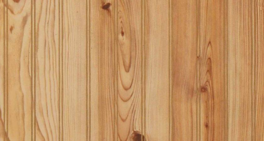 Beadboard Paneling Ridge Pine Panels