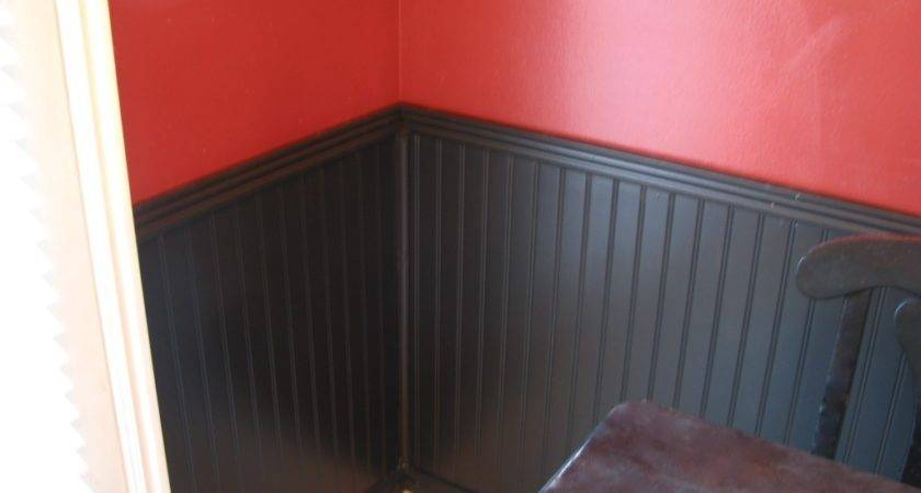 Beadboard Wainscoting Made Marzipan