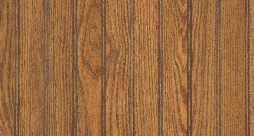 Beadboard Wall Paneling Wood Highland Oak