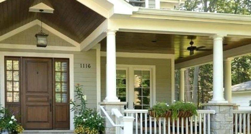 Beauteous Small Front Porch Ideas