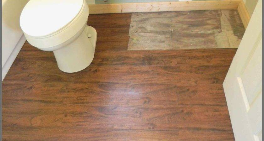 Beautiful Bathroom Flooring Luxury Vinyl