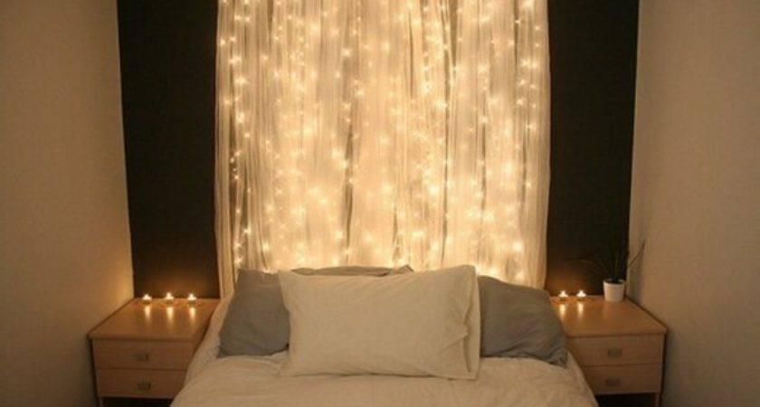 Beautiful Bedroom Christmas Lights Bonjourlife