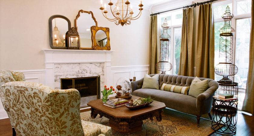 Beautiful Country Living Rooms Gopelling