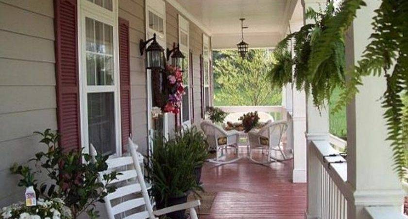 Beautiful Country Porch Decorating Ideas Bistrodre