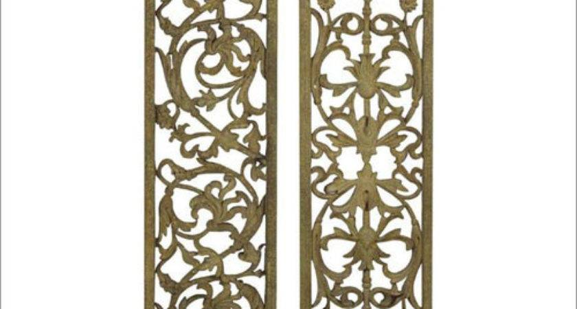Beautiful Decorative Metal Panels