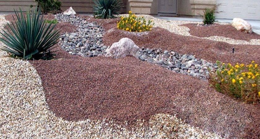 Beautiful Desert Landscaping Rocks Landscape Designs