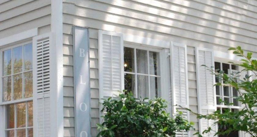 Beautiful Exterior Shutter Ideas Photos Decoration