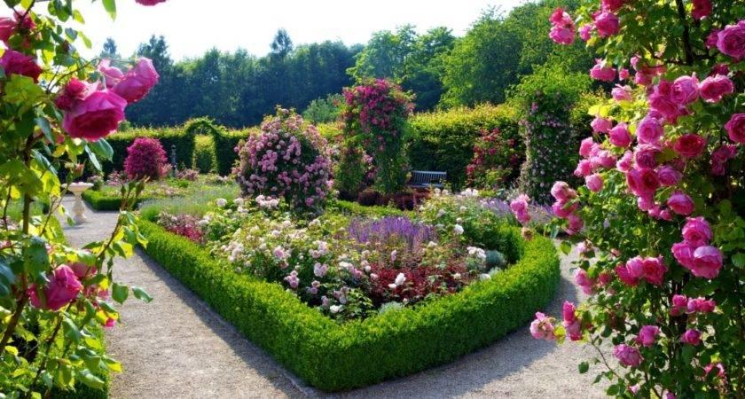 Beautiful Flower Garden Lawn Ideas Flowers