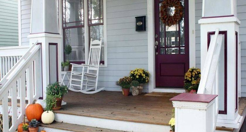 Beautiful Front Porch Designs Stroovi