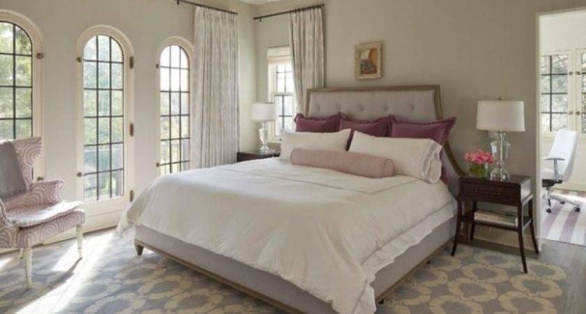 Beautiful Gray Master Bedroom Design Ideas Style