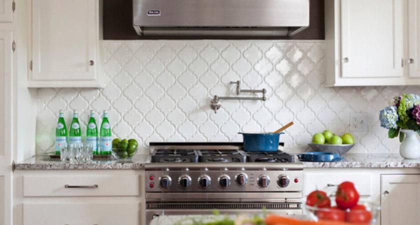 Beautiful Kitchen Backsplash Ideas Decoration House