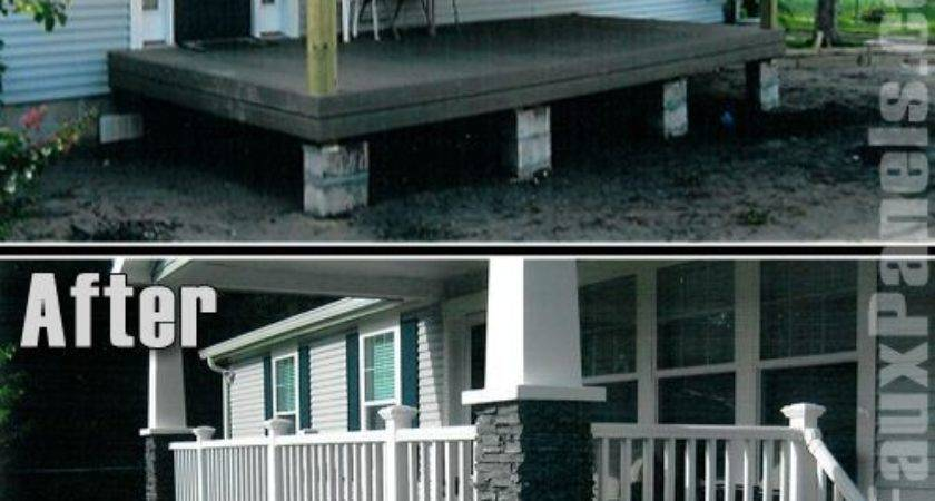 Beautiful Manufactured Home Porch Ideas Mobile Living
