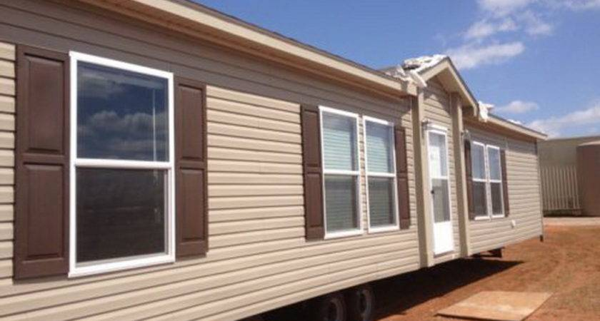 Beautiful Mobile Home Trailer Manufactured