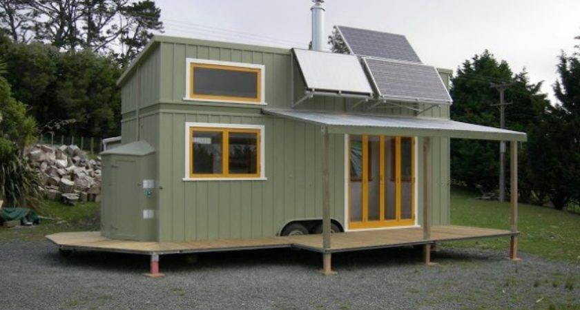 Beautiful Off Grid Completely Custom Tiny House