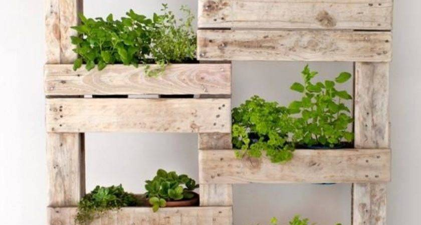 Beautiful Pallet Vertical Planter Ideas Pallets Designs