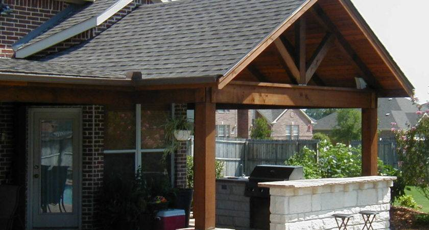 Beautiful Patio Cover Plans Covered Designs