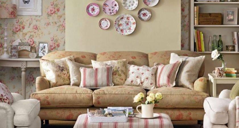 Beautiful Plans Vintage Style Living Room Designs Hall
