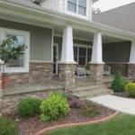 Beautiful Porch Designs Ranch Style Homes Front