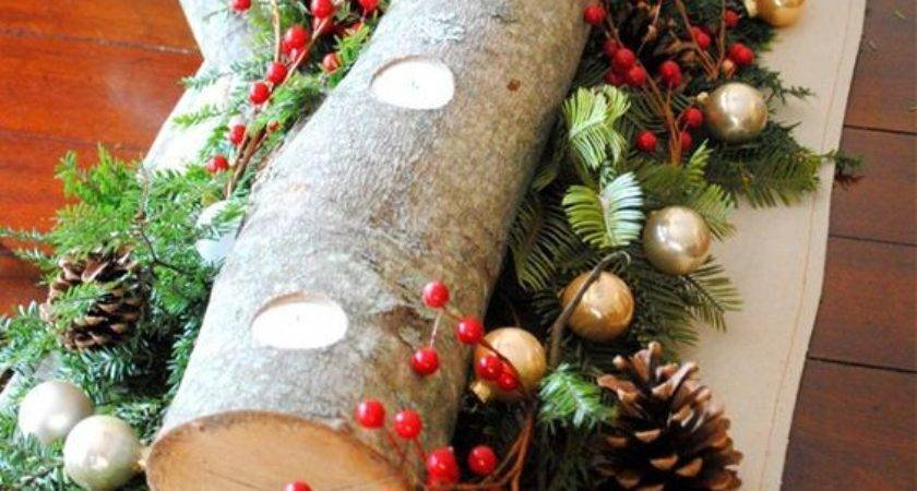 Beautiful Rustic Ideas Christmas Decorations